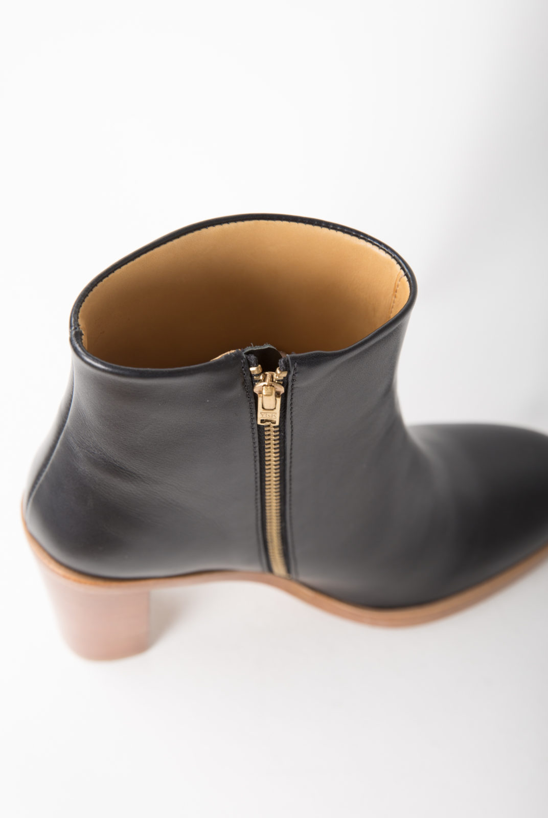 Boots Chic Noir Apc Ac17